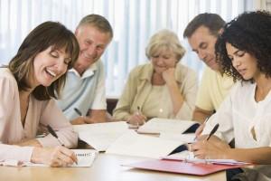 Коммуникативные курсы для взрослых